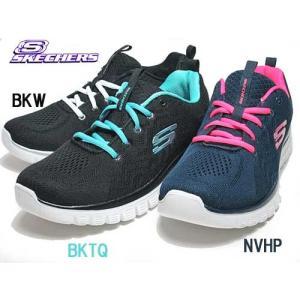 スケッチャーズ SKECHERS Graceful Get Connected トレーニングスニーカー レディース 靴|nws