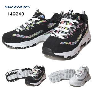 スケッチャーズ SKECHERS 149243 D'LITES-SMOOTH GLIDE 厚底スニーカー レディース 靴|nws
