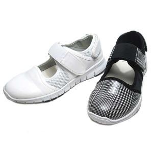 エンチャンテッド enchanted ホワイトソールストラップスニーカー レディース 靴|nws