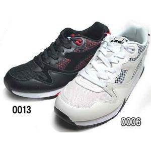 ディアドラ DIADORA V7000 サムライ ランニングスタイル スニーカー メンズ 靴 nws