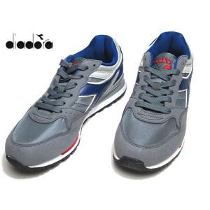 ディアドラ DIADORA INTREPID NYL レトロランニング スニーカー キャッスルロック メンズ 靴 nws