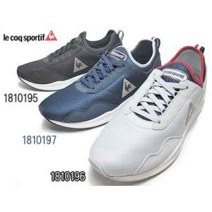 ルコックスポルティフ le coq sportif LCSR XX オープンメッシュ スニーカー メンズ 靴|nws