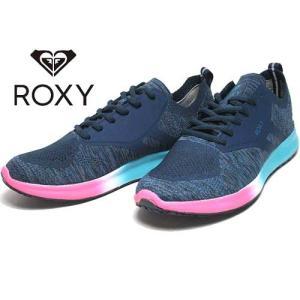 ロキシー ROXY SIDE BY SIDE ネイビー スニーカー レディース 靴|nws