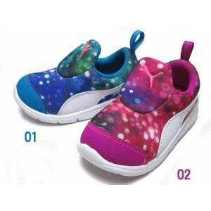PUMA プーマ バオ 3 ライツ インファント スニーカー キッズ 靴|nws