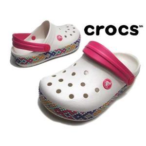 クロックス CROCS crocband gallery clog k サンダル キッズ|nws