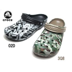 クロックス CROCS クラシック グラフィック 2 クロッグ サンダル メンズ 靴 nws