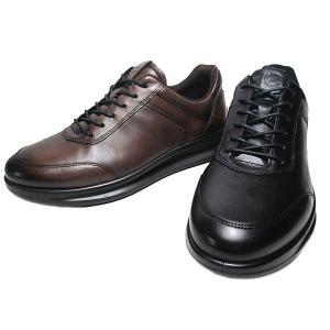 エコー ECCO AQUET Mens Sneaker Lace レースアップシューズ メンズ 靴|nws