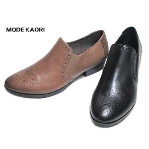 モード カオリ MODE KAORI 21359 マニッシュ レディース 靴|nws