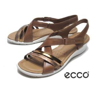 エコー ecco FELICIA Sandal コンフォートサンダル カシミアブロンズ レディース 靴 nws