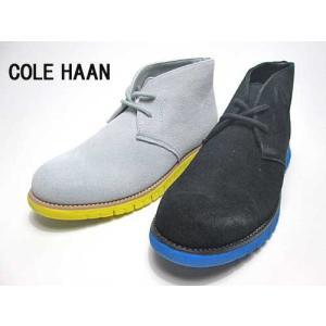 コールハーン COLE HAAN ゼログランド チャッカ ブーツ キッズ 靴|nws