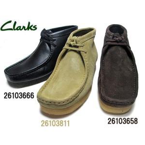クラークス Clarks ワラビーブーツ Wallabee Boot メンズ 靴 nws