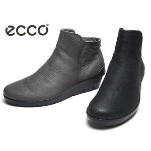 エコー ECCO SKYLER Nuback Short Boot 286013 ショートブーツ レディース 靴|nws