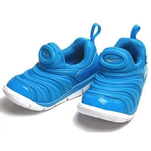 NIKE ナイキ ダイナモ フリー スリップオン ブルーヒーロー スニーカー キッズ 靴|nws