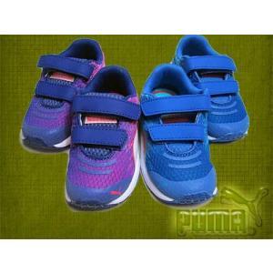 プーマ PUMA ファース 300 V4 V ベルクロ スニーカー キッズ 靴|nws