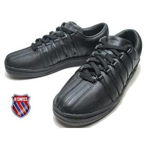 ケースイス K SWISS クラシック 88 スニーカー ブラック/ブラック メンズ 靴|nws