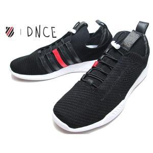 ケースイス K-SWISS X DNCE GEN-K ICON KNIT DNCE スニーカー BLACK メンズ 靴|nws