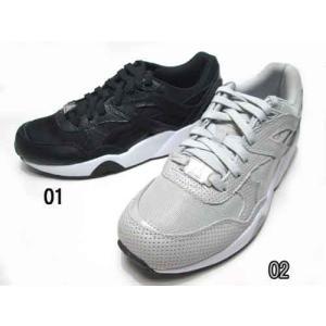 プーマ  PUMA R698 Breathe ランニングスタイル スニーカー メンズ 靴|nws
