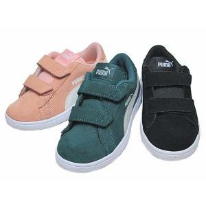 PUMA キッズ プーマ スマッシュ V2 SD V PS スニーカー 靴|nws