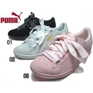 プーマ PUMA ビッキーリボン S スニーカー レディース 靴|nws