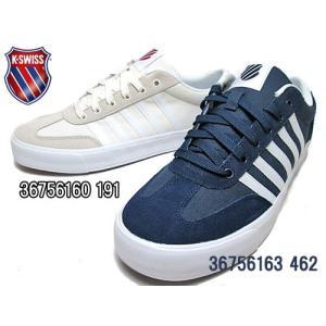 ケースイス K・SWISS ADDISON VULC コートスタイル スニーカー メンズ 靴|nws