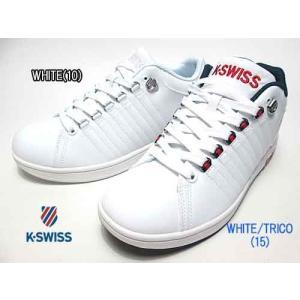 ケースイス K・SWISS KSL 01 ミッドカット スニーカー メンズ レディース 靴|nws