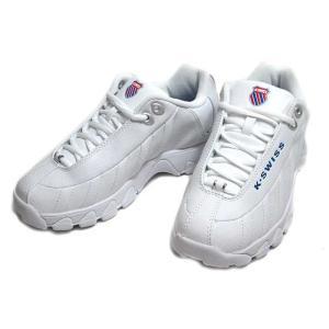ケースイス K・SWISS ST329 Heritage テニストレーニングシューズ ホワイト レディース 靴|nws