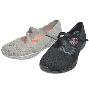 スケッチャーズ SKECHERS Seager-Strike Out メリージェーンストラップ レディース 靴|nws