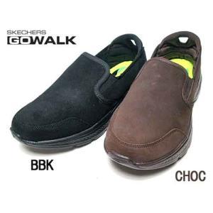 スケッチャーズ SKECHERS GO WALK 4 - DELIVER スリッポンタイプ スニーカー メンズ 靴|nws