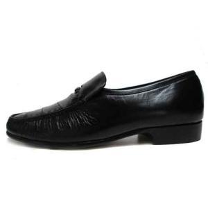 ドンキー DONKEY ビジネスシューズ マッケイ製法 ブラック メンズ 靴|nws