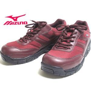 MIZUNO ミズノ ウォーキングシューズ OD100GTXIV カラー:レッド【靴】|nws