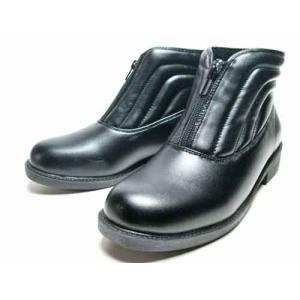 箱無し商品 P.M.S BY PEPE レインブーツ スノーブーツ メンズビジネスブーツ スパイク付 ブラック メンズ 靴 nws