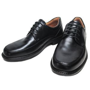エコー ECCO HOLTON Apron Toe Tie Uチップ ビジネスシューズ メンズ 靴|nws