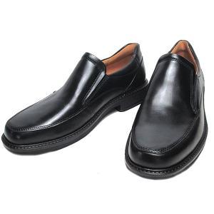 エコー ECCO HOLTON Apron Slip On スリッポン ビジネスシューズ ブラック メンズ 靴|nws