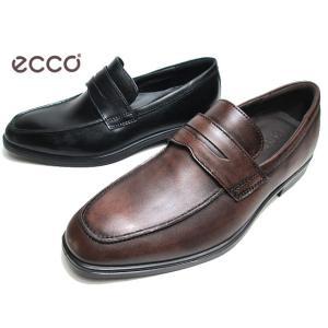 エコー ECCO MELBOURNE Penny Loafer 621684 ペニーローファー ビジネスシューズ メンズ 靴|nws