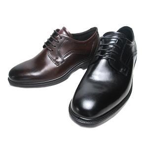 エコー ECCO LISBON Plain Toe Tie ビジネスシューズ メンズ 靴|nws