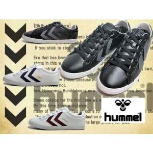 ヒュンメル hummel DEUCE  COURT SPORT LOW スニーカー メンズ レディース 靴|nws