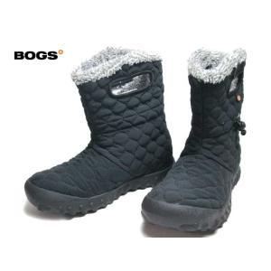 ボグス BOGS 71952 Bモック キルト パフ B-MOC QUILT PUFF ショートブーツ レディース 靴|nws
