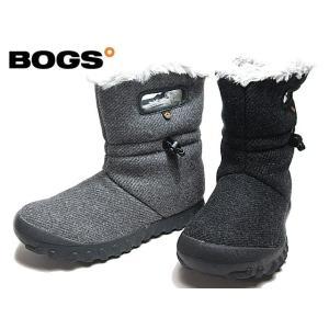 ボグス BOGS 72106 Bモック ウール B-MOC WOOL ショートブーツ レディース 靴|nws