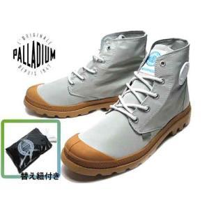 パラディウム PALLADIUM PAMPA PUDDLE LITE WP ミネラルグレー メンズ レディース 靴|nws
