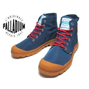 パラディウム PALLADIUM パンパ パドル ライト ウォーター プルーフ ダークデニム メンズ レディース 靴|nws