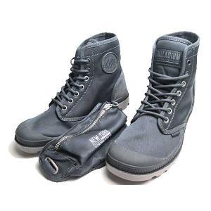 パラディウム PALLADIUM PAMPA SOLID RANGER NYC グレー メンズ レディース 靴|nws
