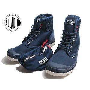 パラディウム PALLADIUM PAMPA SOLID RANGER PAR ブルー メンズ レディース 靴|nws