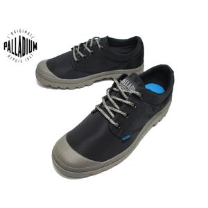 パラディウム PALLADIUM PAMPA OX PUDDLE LITE WP ブラック スニーカー メンズ レディース 靴|nws