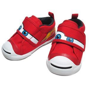 コンバース CONVERSE ベビー ジャックパーセル N カーズ MQ V-1 レッド キッズ 靴|nws
