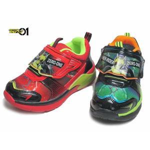 仮面ライダー ゼロワン 8003 フラッシュスニーカー キッズ 靴|nws