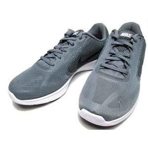 ナイキ NIKE レボリューション3 ランニングスタイル 819300 002 スニーカー メンズ 靴|nws