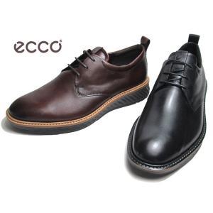 エコー ECCO ST.1 HYBRID Plain Toe Tie 836404 レースアップカジュアルシューズ メンズ 靴 nws