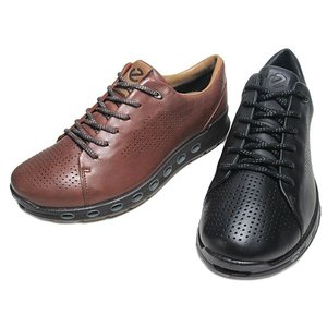 エコー ECCO COOL2.0 Mens Calf Leather Sneaker GTX レザースニーカー メンズ 靴|nws