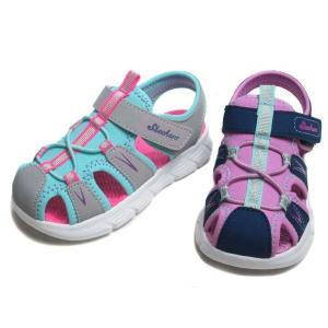 スケッチャーズ SKECHERS C-FLEX SANDAL-AQUA STEPS ガールズ向けスポーツサンダル キッズ 靴 nws