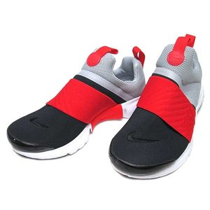 ナイキ NIKE プレストエクストリーム GS ウルフグレー スニーカー キッズ 靴|nws